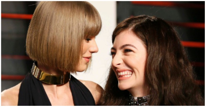 Lorde Compares Hanging out with Taylor Swift to Being ...
